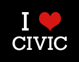 I LOVE CIVIC